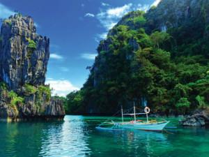Thaiföld tájai