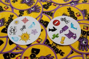 Dobble kártyajátékok