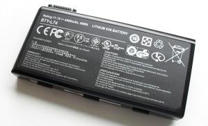 Laptop akkumulátor