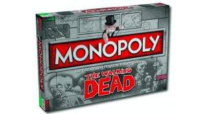 monopoly Walking Dead játékszabály