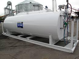 Minőségi üzemanyag tartály