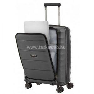 Kabinbőrönd laptop tárolóval